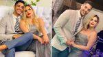 VIDEO | El romántico baile que hicieron Mayra Jaime y David Naula