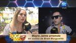 VIDEO   Mayra Jaime responde a Bratt Murgueitio por la polémica de los chicos realities como presentador