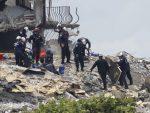 Derrumbe de edificio en Miami: carta había alertado sobre deterioro del inmueble