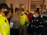 Abraham M. junto a tres personas más fueron detenidos presuntamente por comercializar ampollas para tratamiento contra el covid-19