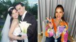 """Natti Natasha se pronuncia sobre las fotos """"virales"""" de su boda a los 21 años"""