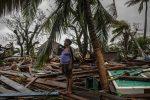 Iota es considerado el huracán más fuerte de la historia en azotar a Nicaragua