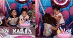 VIDEO | Una niña apaga las velas de cumpleaños de su hermana y esto se vuelve viral