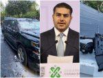Jefe de seguridad de Ciudad de México sobrevive a atentado y acusa a narcos