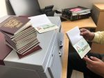Presidente de la República, Lenín Moreno, constató procedimientos de la emisión del primer pasaporte electrónico