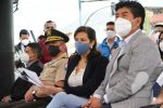 FOTOS |Ministra de Gobierno entrega cuatro UPC remodeladas para la seguridad de Quito