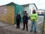 Informe de la Policía Nacional sobre los detenidos y sanciones en proceso electoral