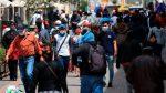 ¡Preocupante! Se registran grandes aglomeraciones en varios sectores de Quito