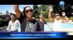 Ronaldinho sale de la pobreza gracias a sus nuevas labores
