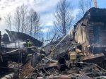 Dieciséis muertos en el incendio de una fábrica de explosivos de Rusia