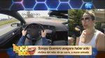 """VIDEO  """"Dos motos me apuntaron"""": Soraya Guerrero víctima de secuestro y robo"""