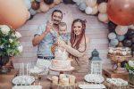 VIDEO: 'La Suka' celebró su cumpleaños y baby shower juntos