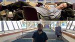 Turista vivió 110 días en un aeropuerto como en la película 'La terminal'