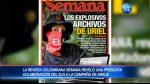 Fiscalía colombiana entregó a Ecuador más información de computadores de 'Uriel'