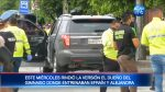 VIDEO |Dos personas han rendido su versión en la investigación por la muerte de Efraín Ruales