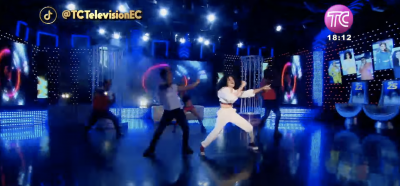 Presentación de Yilda Banchón - Zona de Peligro | Cuarta Ronda