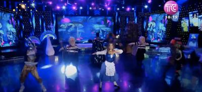 Presentación de Joselyn Encalada - Ritmos Mágicos | Quinta Ronda